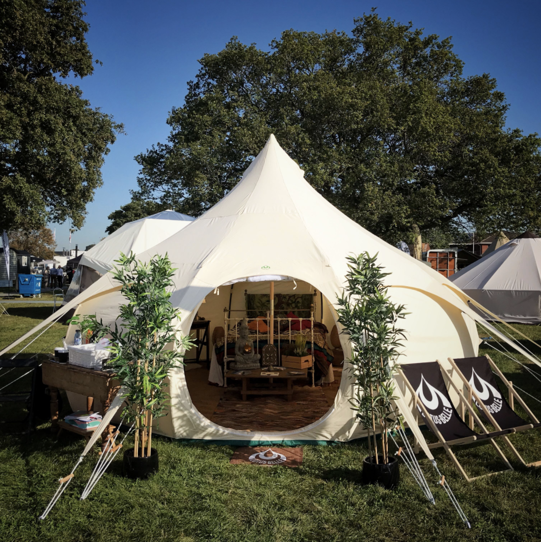 What's next for UK glamping this summer?