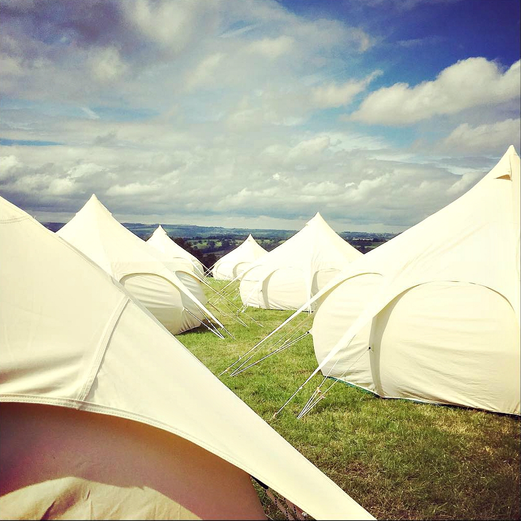 FESTIVALS AND GLAMPING WITH KIDS