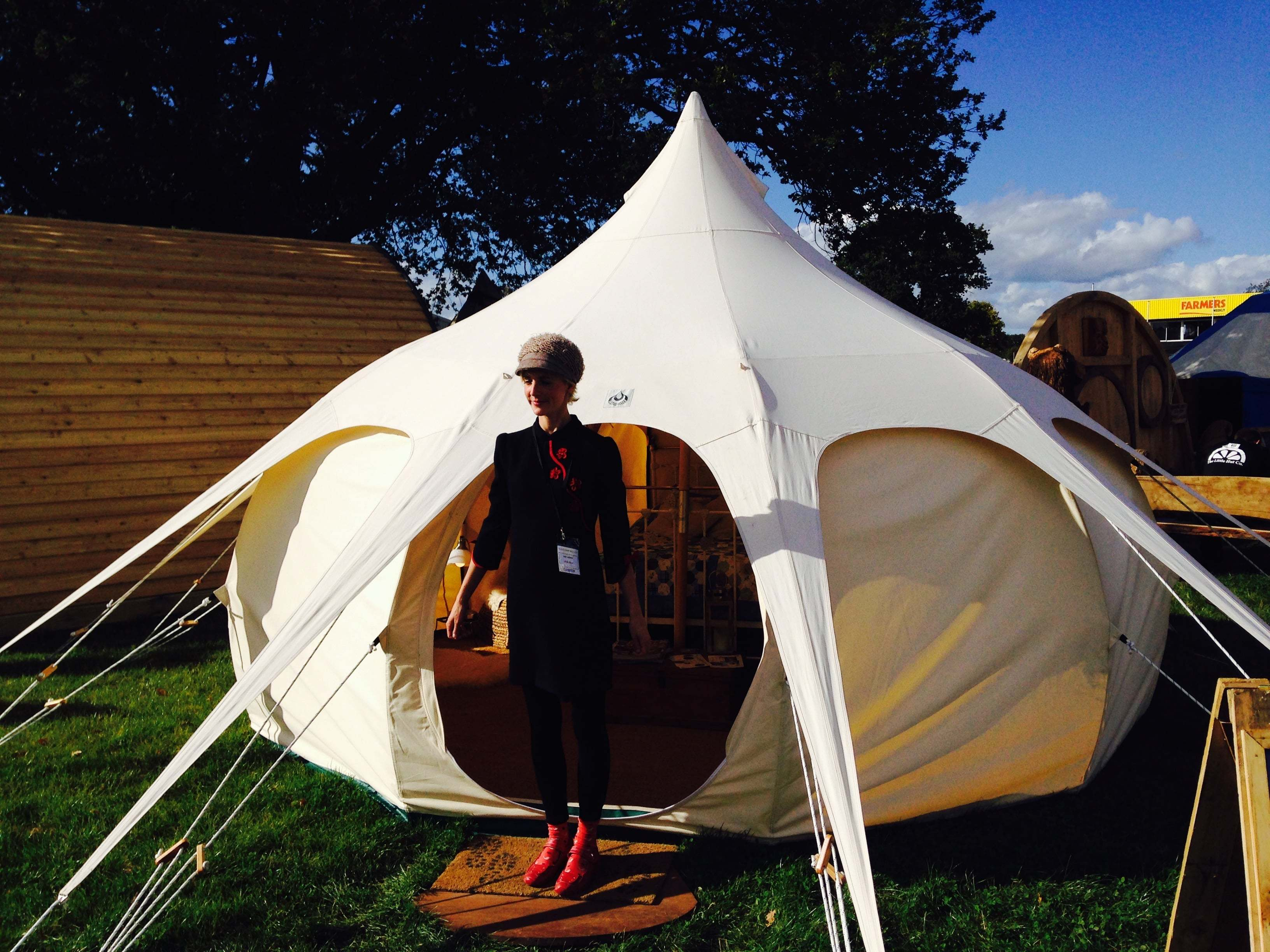 Although I sold all of the tents in the first years order it was still stressful and I didnu0027t make enough money to live on so I considered going back to ... & Bell Tent Design Inspiration from Hari | Lotus Belle Tents UK